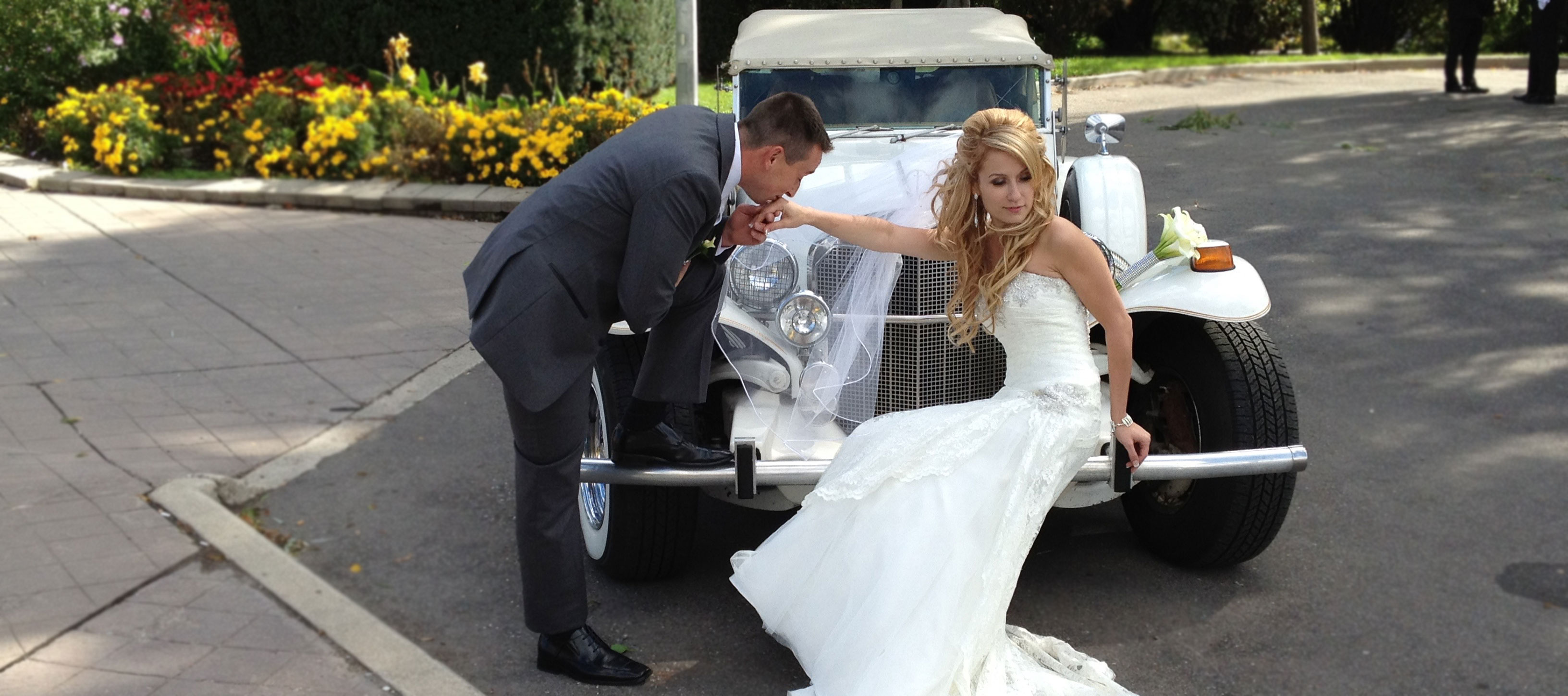 Toronto Wedding Limousines: Serving All of Ontario